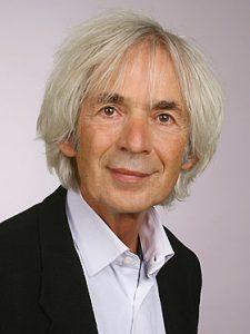 Herausgeber und Chefredakteur Winfried Hille