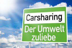 Carsharing ist ein neuer Trend und ein schönes Beispiel für bewusster Konsum.
